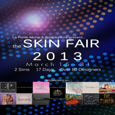 Skin Fair Official Poster 2013redo copy